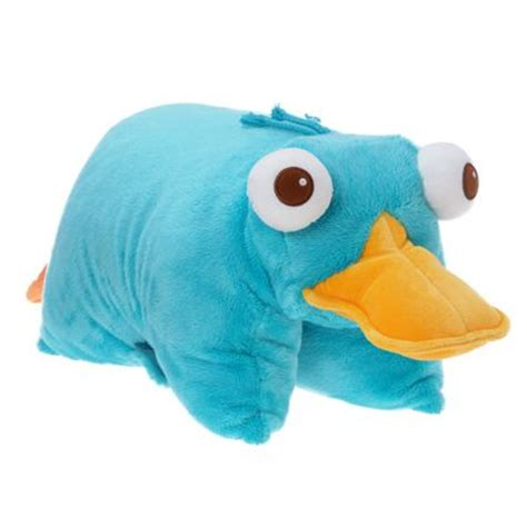 Sully Pillow Pet by Perry The Platypus Pillow Pet Perry Platypus