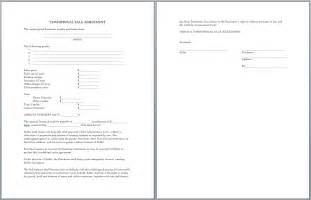 doc 740979 buyers contract template doc740979 sales