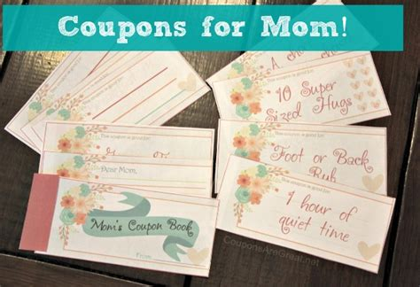 Handcrafted Card Company Voucher Code - gift for s day coupon book