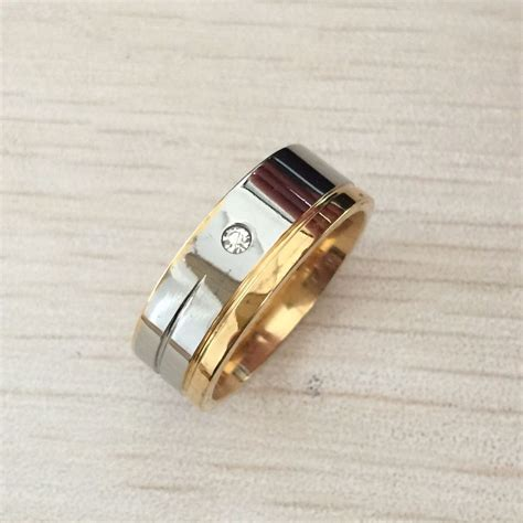 aliexpress buy fashion luxury 8mm rings gold silver