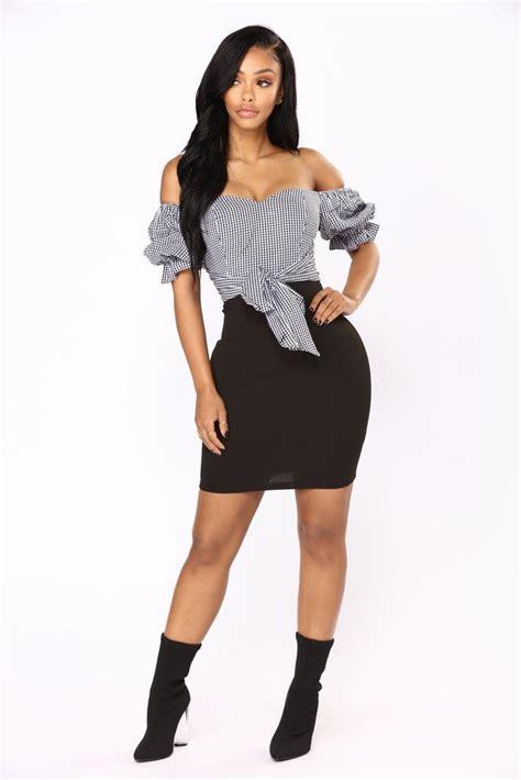 Gingham Black Lara Dress best 25 gingham dress ideas on gingham