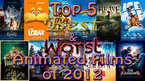 film animat frozen 2 top 5 best worst animated films of 2012 electric