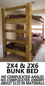 Loft Beds Build Your Own Plans Build Your Own Bunk Bed Easy And Strong