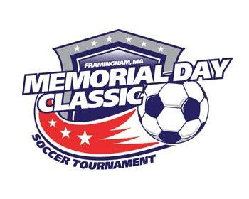 Memorial Day Classic Soccer Tournament Logo Design Contest