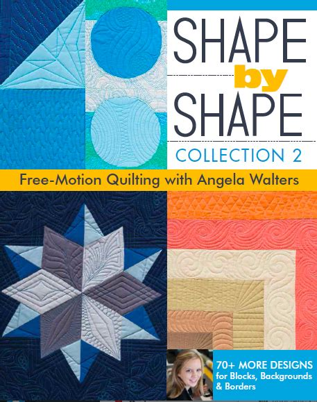 my as a therapy shape by shape collection 2 quilting is my therapy