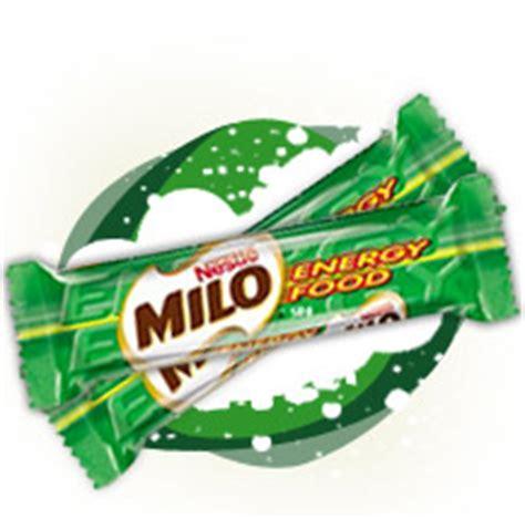Milo Energy Bar Pack nestl 233 milo bar chocolate review
