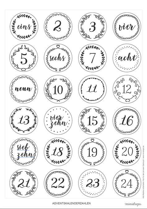 Vorlage Word Memory Zahlen F 252 R Den Diy Adventskalender Zum Ausdrucken Diy