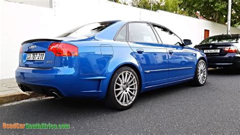 2006 Audi A4 2 0 by 2006 Audi A4 2 0 Dtm Used Car For Sale In Cape Town South