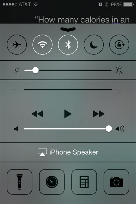 how to airplay from iphone airplay to quot iphone speaker quot ios 7 ask different