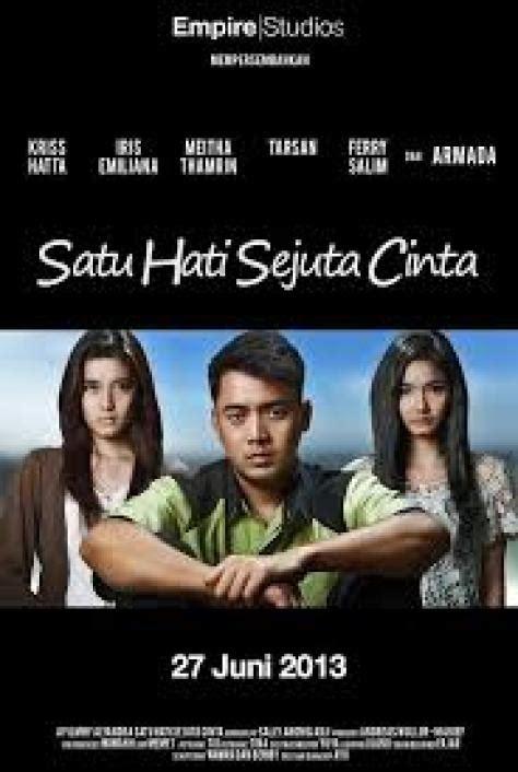 film bioskop indonesia kata hati daftar film bioskop indonesia terbaru