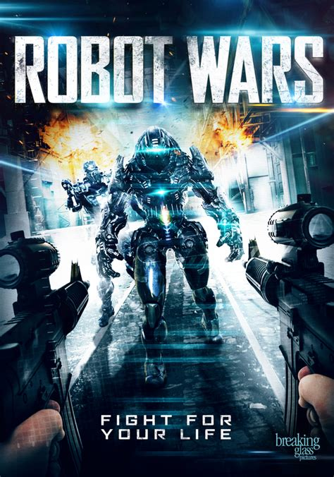 film robot game robot wars explosive script conflict visuals film