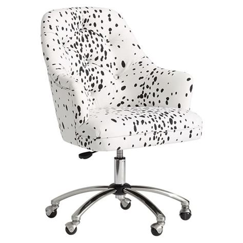 tufted upholstered desk chair twill tufted desk chair pbteen