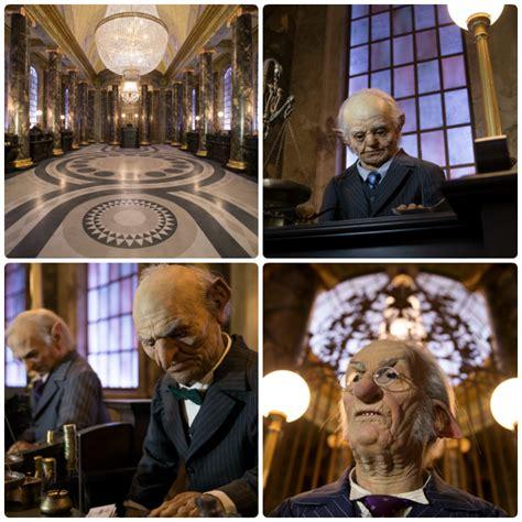 vestibulo harry potter gringotts bank universal studios universal orlando