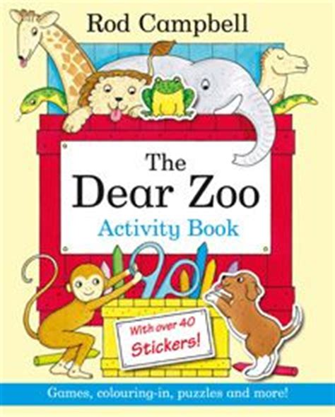 Dear Zoo Big Book 43 best images about dear zoo on