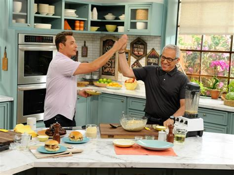 Kitchen Show | every picture that proves geoffrey and jeff have the