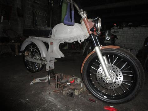 bengkel modifikasi motor november 2012