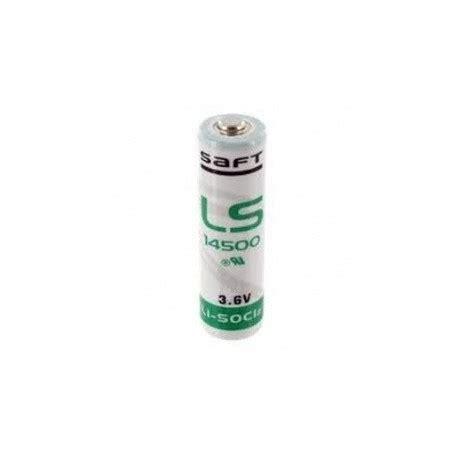 Saft Lithium Ls14250 36v Plc Battery pile lithium 3 6 v piles lithium 3 6 v er14250 s