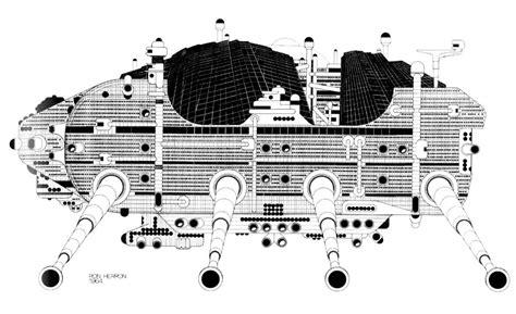 Small Space Design Ideas penccil archigram