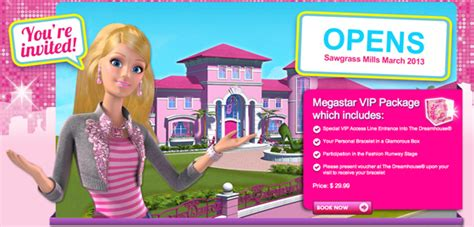 barbie dream house florida brandchannel barbie s dreamhouse coming to florida and germany