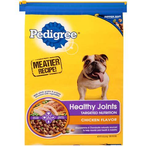 healthy puppy food pedigree healthy joints food 15 lb walmart