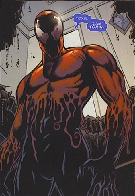 toxin (character) comic vine