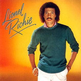Lionel Richie Calls Himself The Greatest by Lionel Richie Album