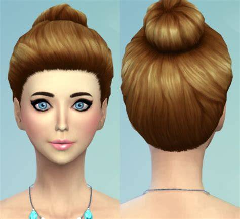 how to download hairstyles in sims 4 darkiie sims 4 22 hair recolors sims 4 downloads