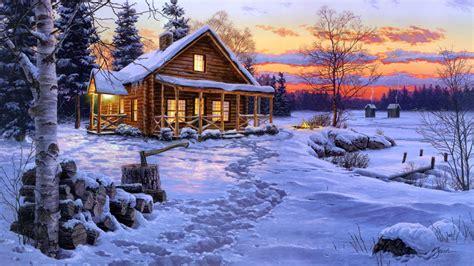 imagenes de invierno para fondo de pantalla gratis fondos de invierno con paisajes nevados wallpapers