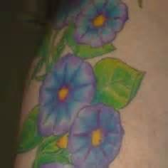 morning glory tattoo on pinterest