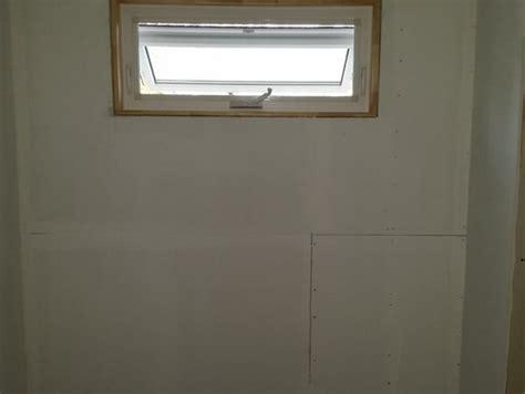 How To Waterproof Window In Shower by Waterproofing Shower Window