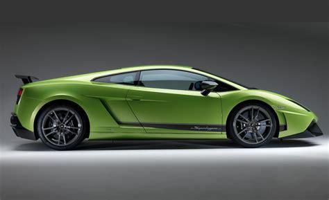 Lamborghini Superleggra Car And Driver