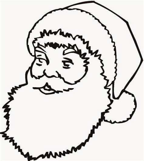 printable coloring pages of santa claus coloring pages santa claus coloring pages free and printable