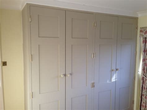 Painting Mdf Wardrobes by Wincanton Joinery Gallery