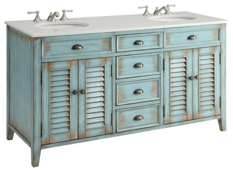 distressed bathroom furniture abbeville bathroom sink vanity distressed blue