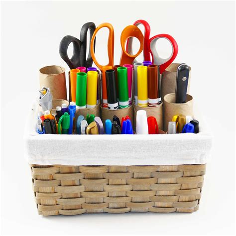 diy craft caddy diy craft organizer in 5 minutes maker