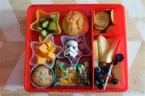 Wars Simple Lunch Box wars bento lunch idea inspiration made simple