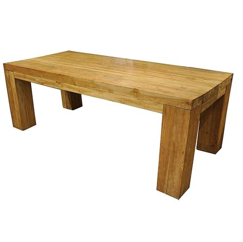 teak farm dining table j tribble