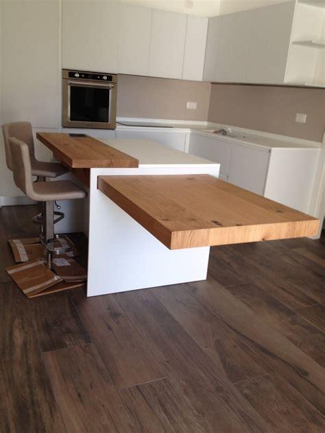 cucina tavolo estraibile cucina con isola tavolo estraibile caretta design