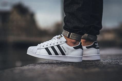 Adidas Superstar High 01 adidas superstar animal white black