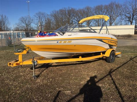 yellow tahoe boats tahoe q5i 2011 for sale for 18 500 boats from usa