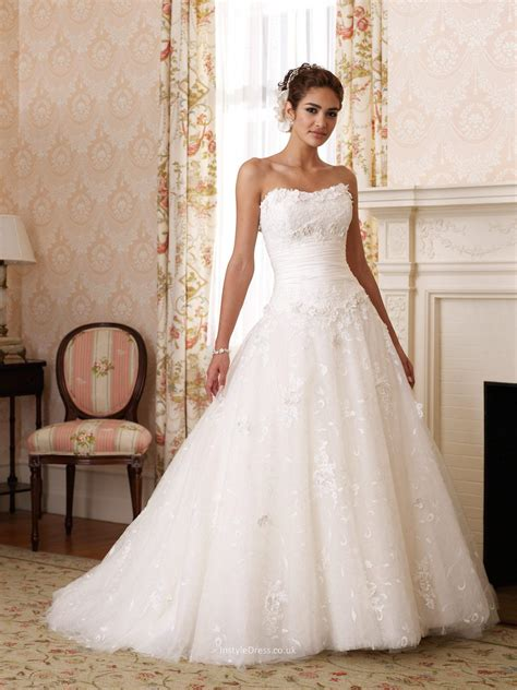 best wedding dresses uk lace taffeta strapless gown wedding dress uk