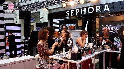 Makeover Makeup Academy mission tv sephora make up school