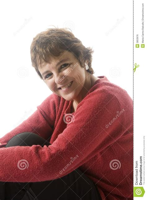 pics of women in their mid 40s woman in mid 40s royalty free stock image image 3853976