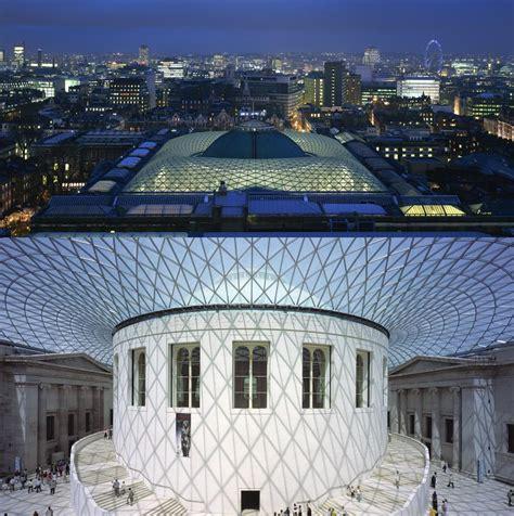 Open House Plan Queen Elizabeth Ll Great Court British Museum Openbuildings