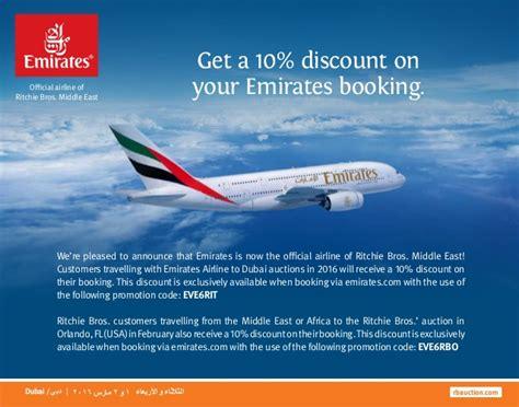 emirates flight code industrial equipment advance notice brochure 1 2 march