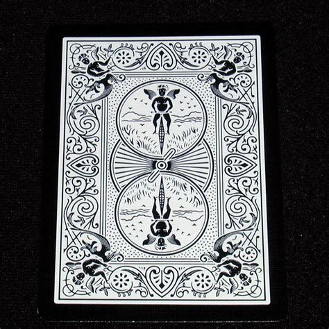 Tiger Deck by Tiger Deck Black By Ellusionist Martin S Magic Collection