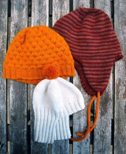 Bee Knit Hat whit s knits hats for and baby the