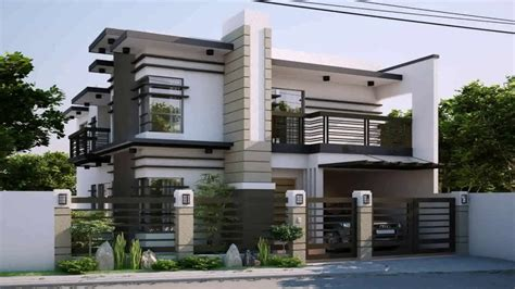 Mediterranean Home Designs by House Gate Design Philippines Youtube