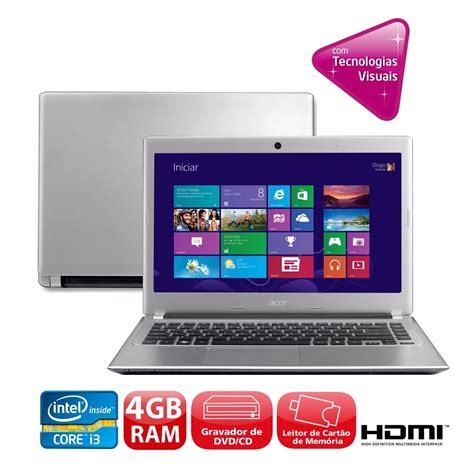 Laptop Acer V5 471 I3 notebook acer aspire v5 471 6620 i3 r 690 00 em