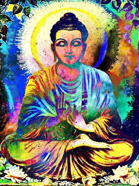 colorful buddha 1000 images about modern buddha on